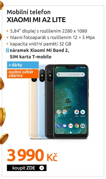 Mobilní telefon Xiaomi Mi A2 Lite