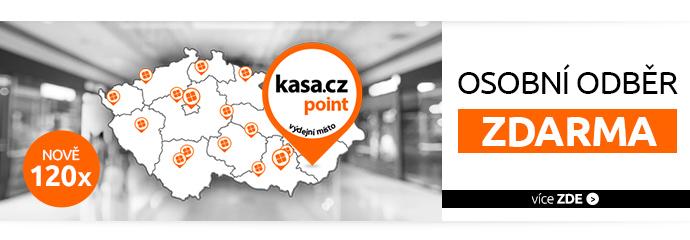 Výdejní místa 120x v ČR