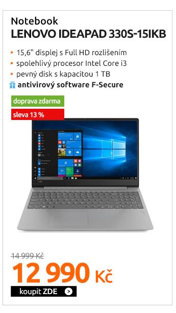 Notebook Lenovo IdeaPad 330S-15IKB