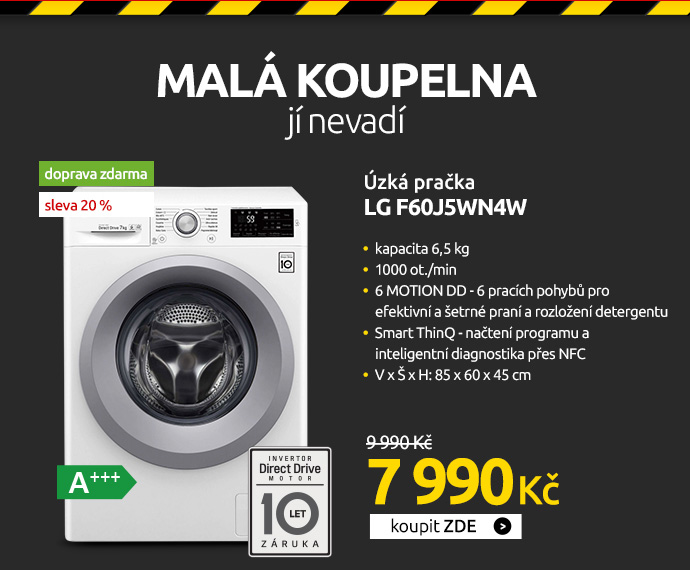 Pračka Whirlpool TDLR 65210 CS