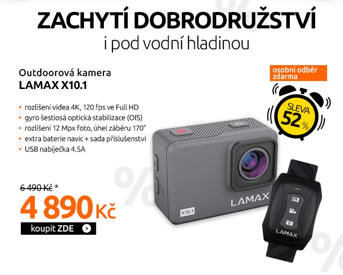 Outdoorová kamera Lamax X10.1