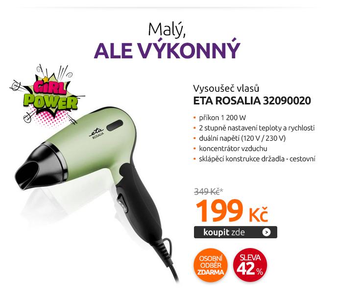 Vysoušeč vlasů ETA Rosalia 32090020