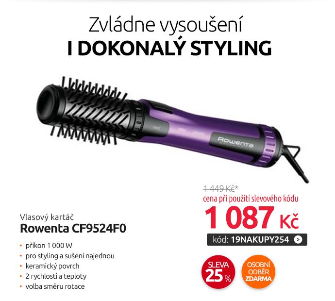 Vlasový kartáč Rowenta CF9524F0