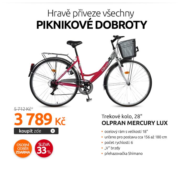 "Trekové kolo Olpran Mercury Lux 28"""