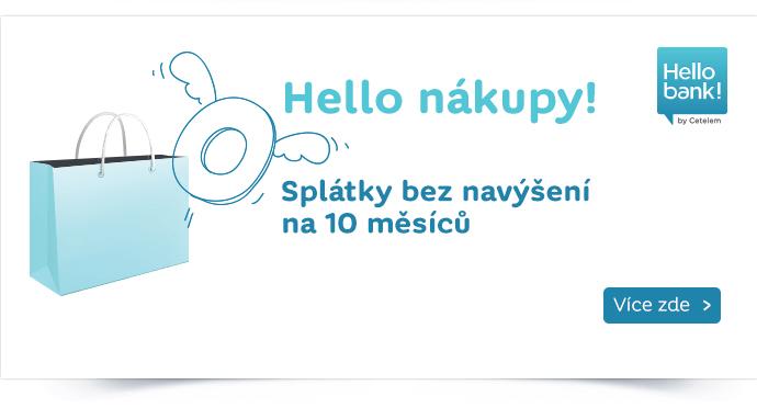 Splátky Hello bank