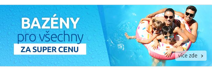 Bazény pro všechny
