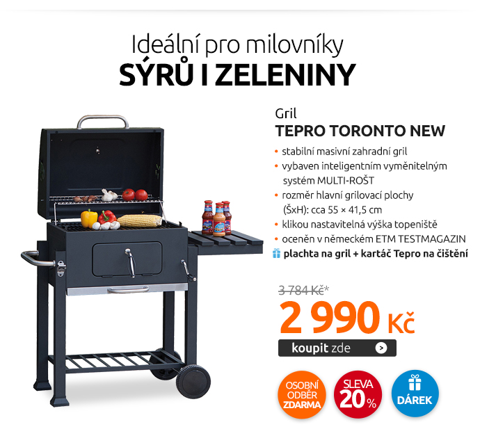 Gril Tepro Toronto New