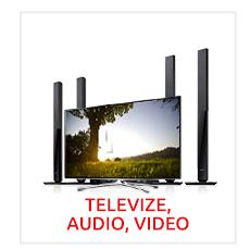 Bazar Televize, audio, video