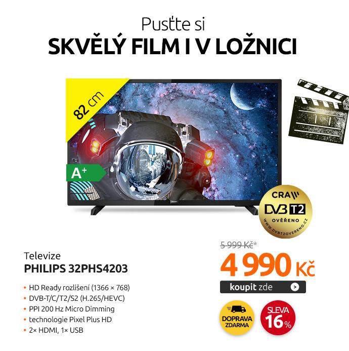 Televize Philips 32PHS4203