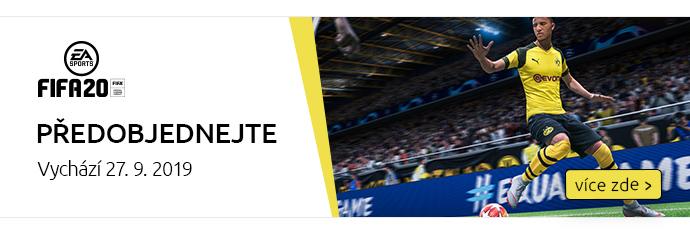 FIFA20 - PŘEDOBJEDNÁVKY