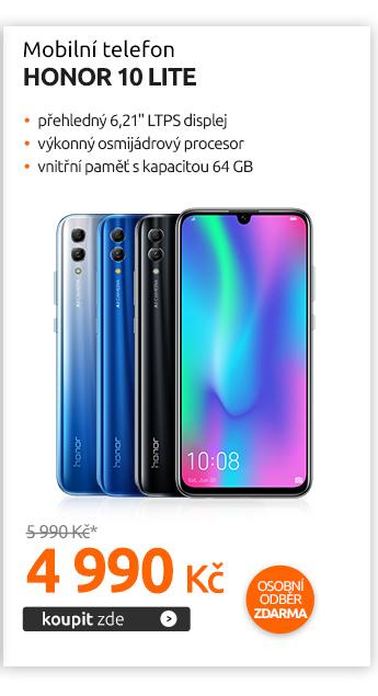 Mobilní telefon Honor 10 Lite