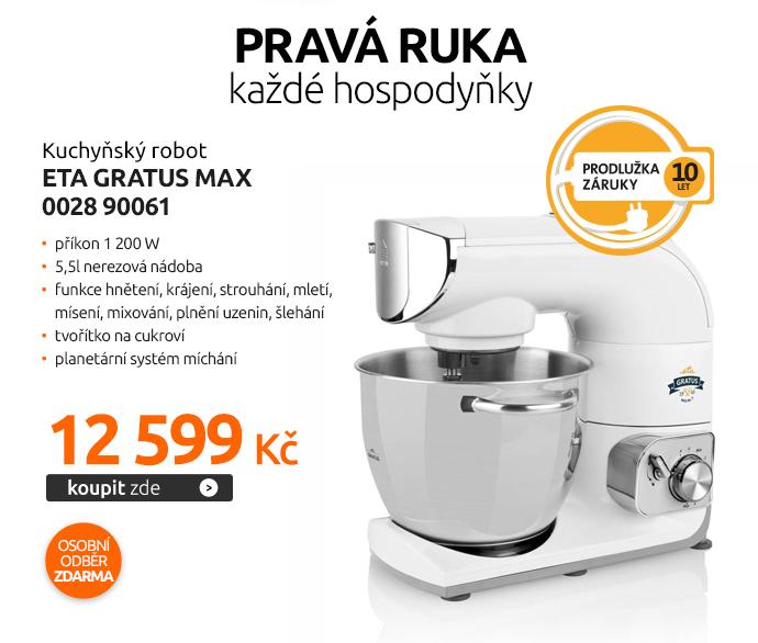 Kuchyňský robot ETA Gratus MAX 0028 90061