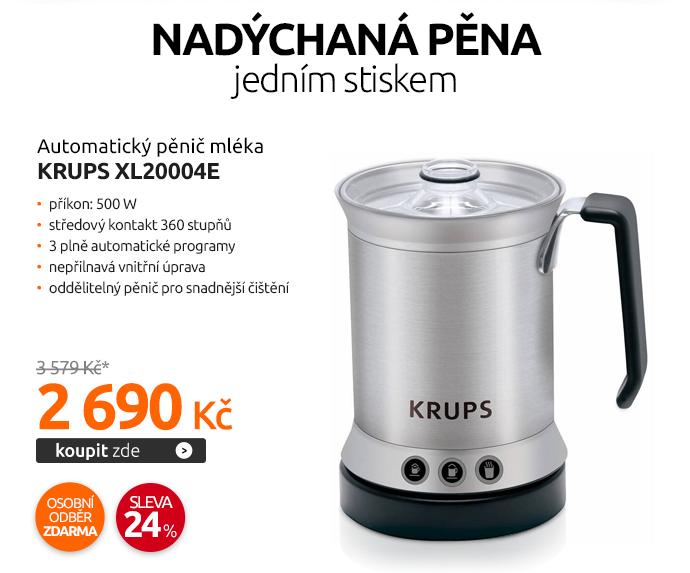 Automatický pěnič mléka Krups XL20004E