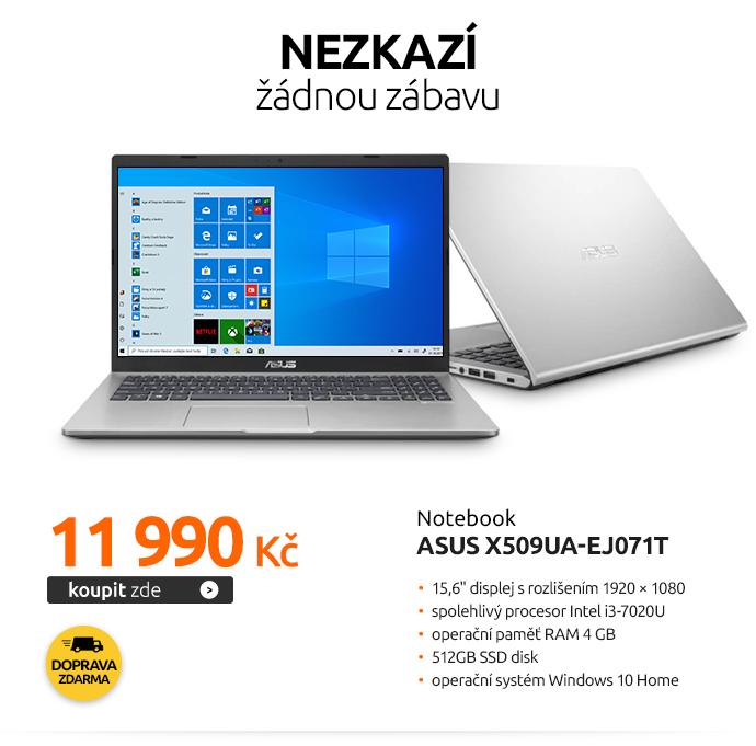 Notebook Asus X509UA-EJ071T