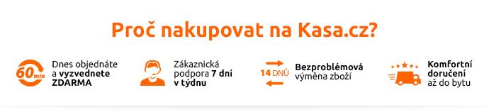 Proč nakupovat na Kasa.cz?