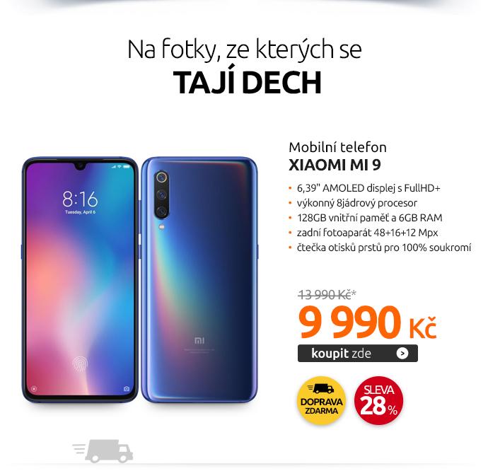 Mobilní telefon Xiaomi Mi 9
