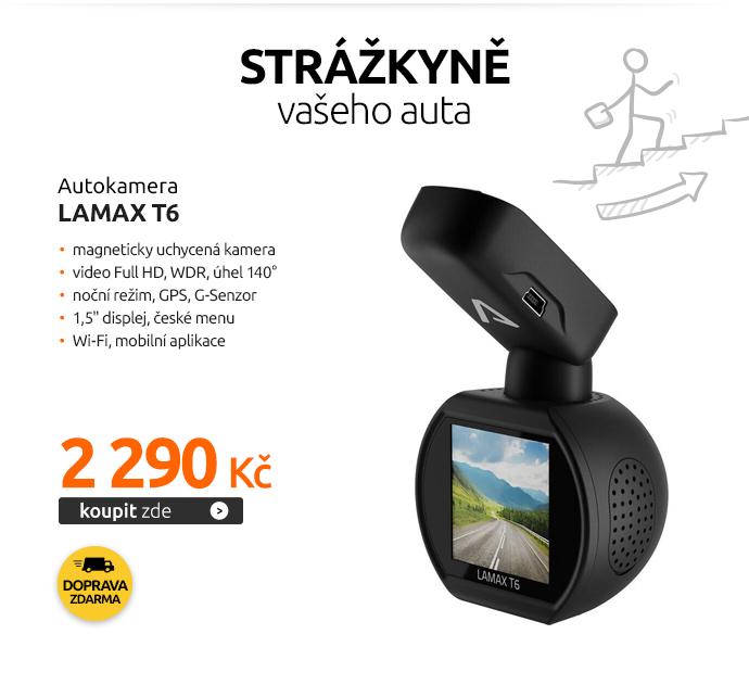 Autokamera Lamax T6