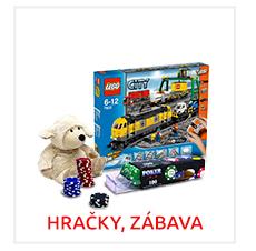 Bazar Hračky, zábava