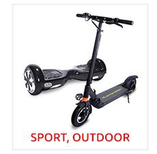 Bazar Sport, outdoor